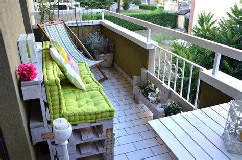 arredamento per terrazze pallet idee economiche fai da te per arredare la casa