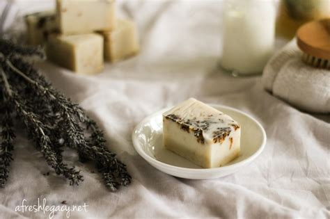 beginner soap making lavender soap recipe