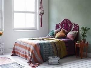 Tete De Lit Chic : t te de lit peacock chambre lit bed bedroom boh me style boh me peacock bedding home decor ~ Melissatoandfro.com Idées de Décoration
