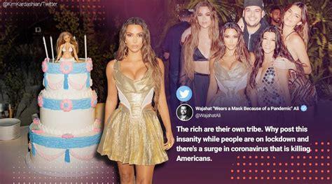 Kim Kardashian tweets about birthday party on private ...