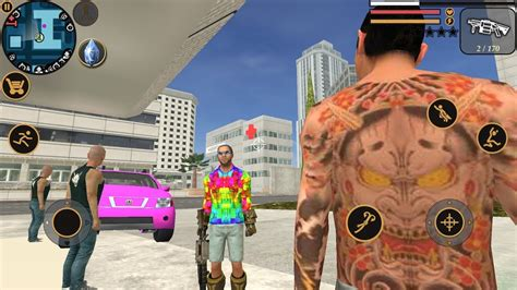 vegas crime simulator  naxeex yakuza quests android
