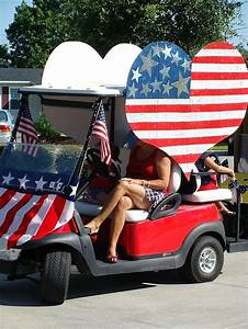 26 best images about Golf Cart Decorations on Pinterest
