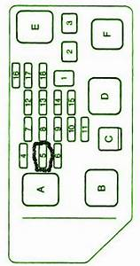 1993 Toyota Camry Fe Engine Fuse Box Diagram  U2013 Circuit