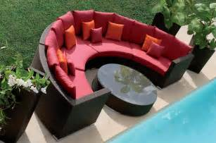 garden furniture choosing guidance modern home furniture