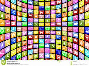 Application Apps App Icon Icons Multimedia For Mobile Or ...