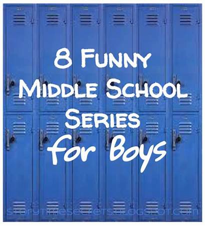 Middle Series Boys Funny Books Story Secrets