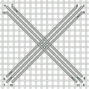 1  U2013 Waffle Stitch  U2013 Debbee U0026 39 S Designs