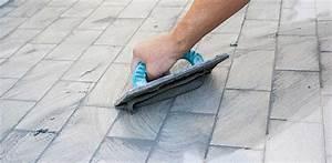 ragreage sur carrelage With comment faire des joints de dalles exterieur