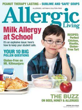 allergic living magazine examines controversial debate