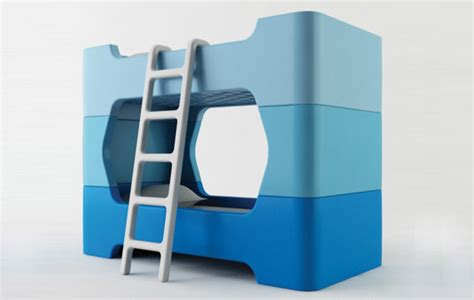 Media Cabinets With Drawers by 100 Design Bunky Beds By Marc Newson For Magis 3rings