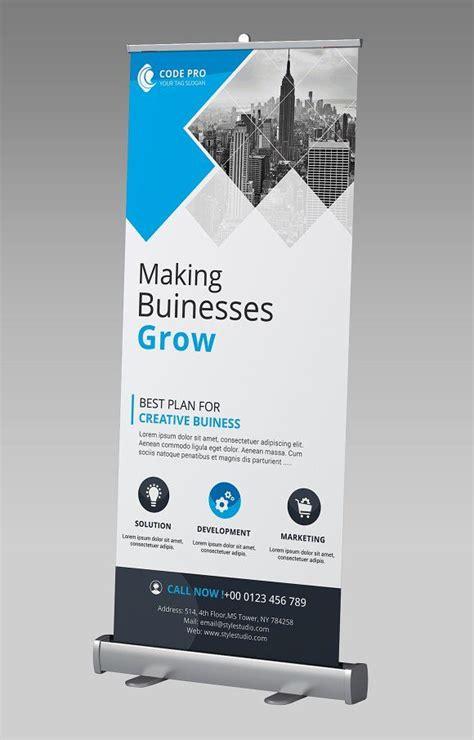 business rollup banner  creative idea  atgraphicsauthor