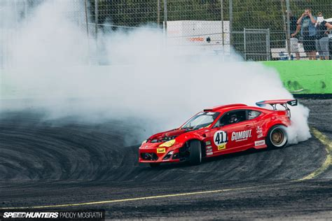 ferrari triggered  gt  action speedhunters