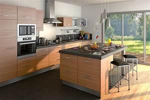 Photo De Cuisine : 12 mod les de cuisine qui font la tendance en 2015 ~ Premium-room.com Idées de Décoration