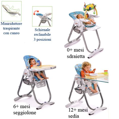 chaise chicco polly magic baby high chair high chair feeding polly magic 91 mirage chicco ebay