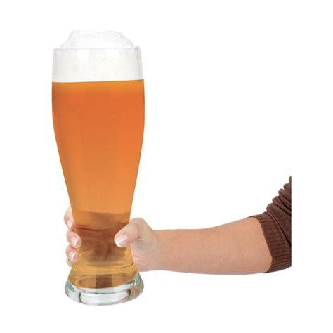 table cuisine verre verre à bière géant xl funstuff et compagnie