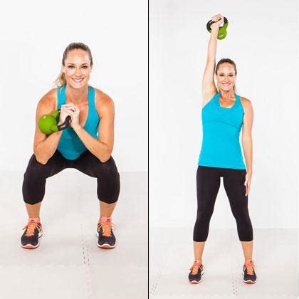 press push kettlebell workout abs exercises swing shape squat plan burpee magazine body ab