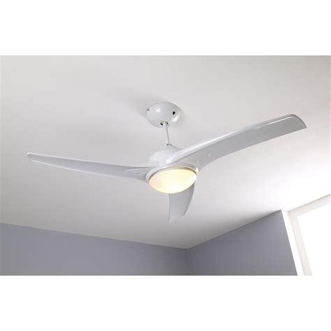 ventilateur silencieux chambre ventilateur de plafond inspire blanc 42 w leroy