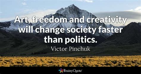 victor pinchuk art freedom  creativity  change