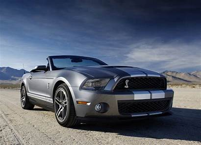Shelby Mustang Gt500 Ford Wallpapers Convertible Papers