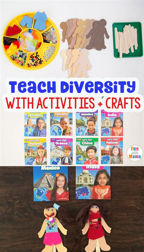 10 cultural diversity activities for elementary students 635 | teach diversity crafts and activities