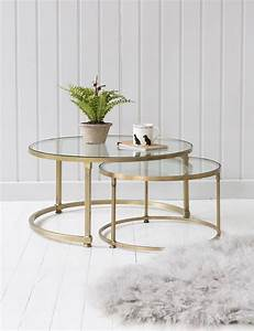 2018 best of glass gold coffee tables With gold glass coffee table set