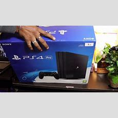 Sony Ps4 Pro Unboxing India In Hindi Youtube