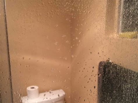 How To Remove Water Stains From Glass Shower - how to remove water stains from glass shower door