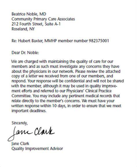 quality issue complaint letter letter  complain