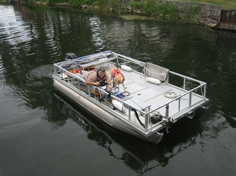 Small Boat Ideas by Custom Pontoon Boat Ideas Www Pixshark Images