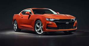 2019 Chevrolet Camaro 2ss Coming To Australia With Manual