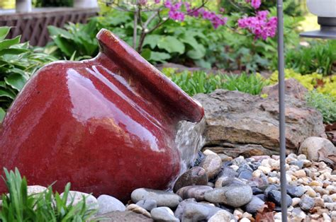 how to make a small water home style choices how to build a water feature