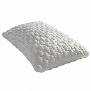 pure breeze harmony shredded memory foam standard pillow With bed bath and beyond shredded memory foam pillow