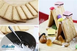 Zuckerguss Für Lebkuchenhaus : einfache weihnachtsbasteleien f r kinder mit anleitung ~ Lizthompson.info Haus und Dekorationen