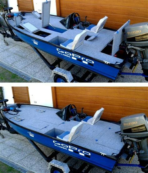 Bass Boat Garage Ideas by Top 25 Best Fishing Boats Ideas On Sport