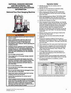 Wire Rope End Terminations Manual By J J A Roelofsen