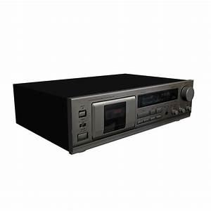 Denon DRM 550 cassette deck - Design and Decorate Your