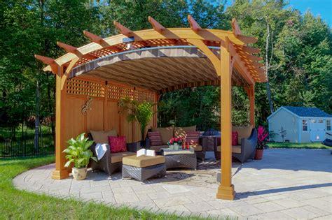 pavilions gazebos  pergolas showcase allgreen