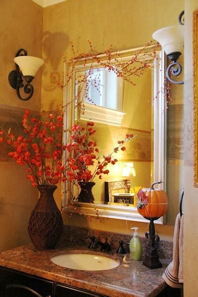 Red Bathroom Accessories Walmart by Beautiful Bathroom Inspiration Fall Decorating Ideas