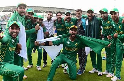 Cricket Pakistan Trophy Icc Updates Champions India