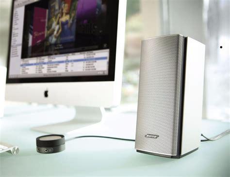 bose companion  multimedia speaker system gadget flow