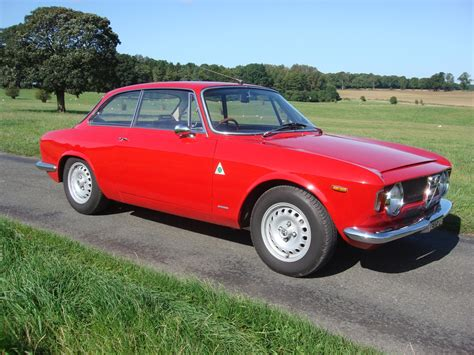 1965 Alfa Romeo Giulia  Information And Photos Momentcar