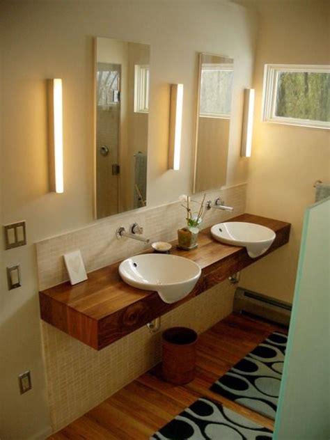 modern simple narrow vanity, basalt co, roaring fork