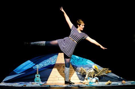 tap dancing mermaid