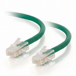 6ft Cat6 Non-booted Ethernet Cable