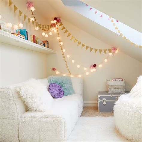 woven globe string lights pbteen