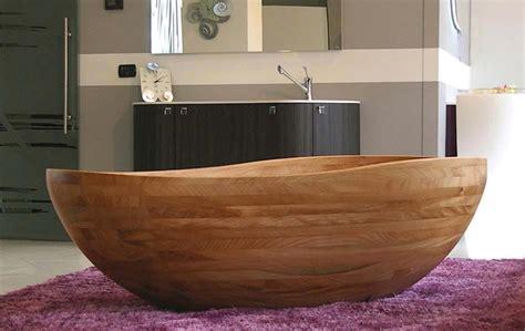 chambre avec baignoire baignoire design en bois ou les salles de bains aux