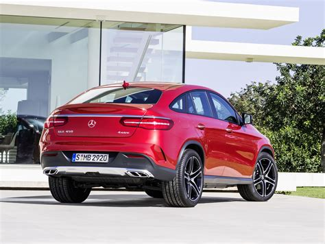 Gle 450 Mercedes 2016 by 2016 Mercedes Gle 450 Amg Coupe Rear Photo Size