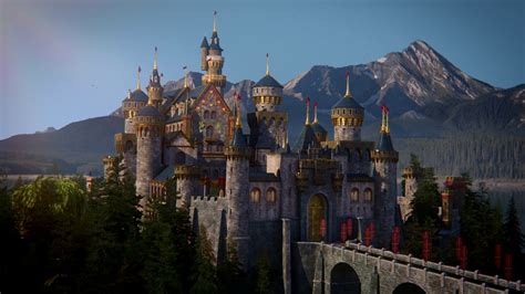 Camelot Castle Once Upon A Time Wiki Fandom Powered By