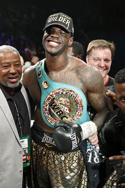 Heavyweight Wilder Deontay Champion Wbc Boxing Stiverne