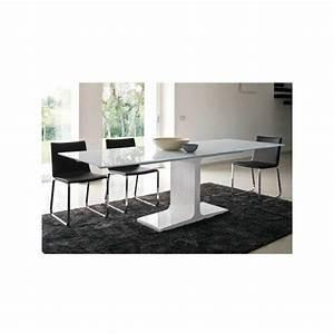 Table Verre Extensible : table design extensible en verre palace sovet 4 ~ Teatrodelosmanantiales.com Idées de Décoration